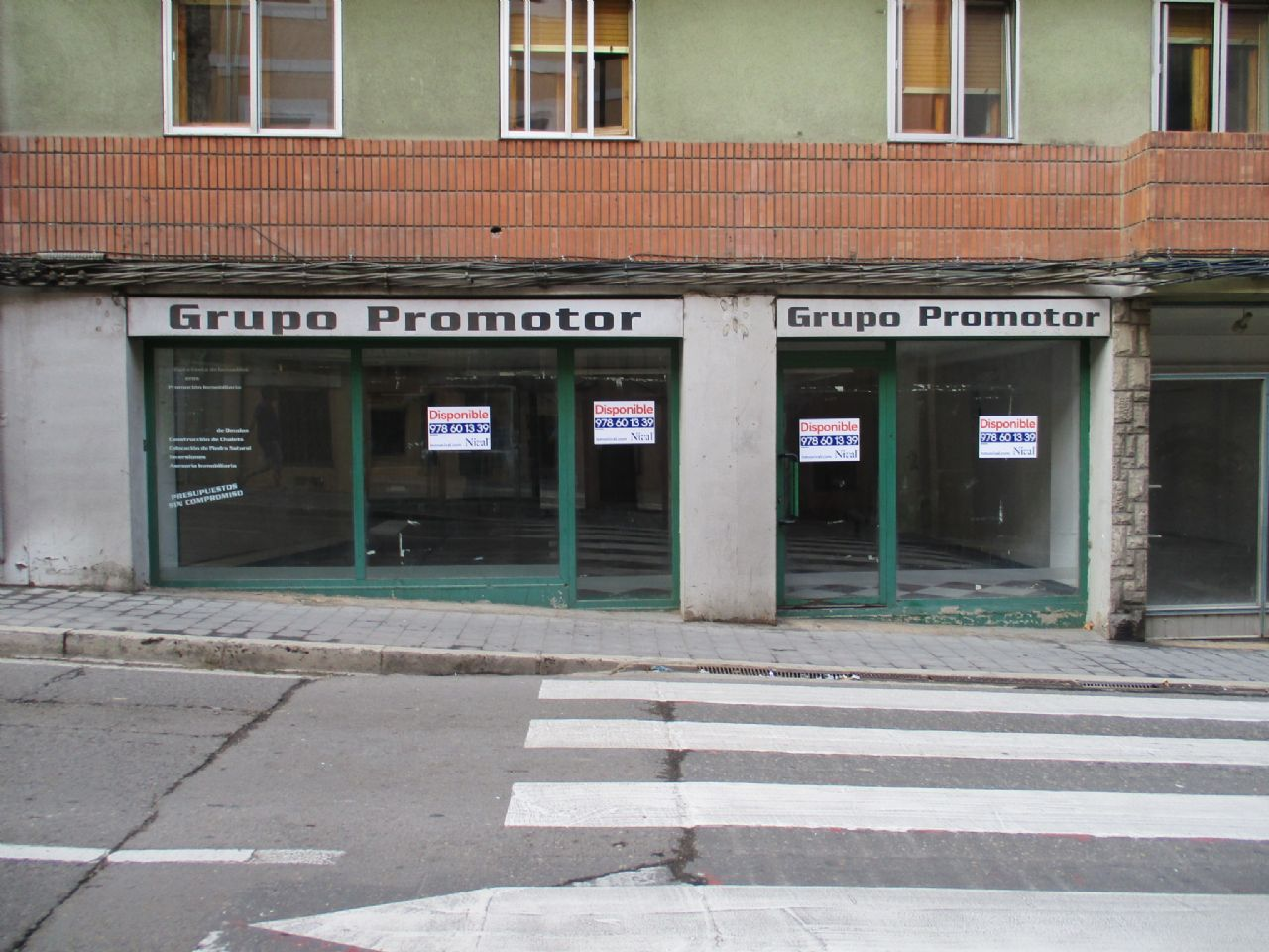Local comercial en Teruel, Centro, alquiler