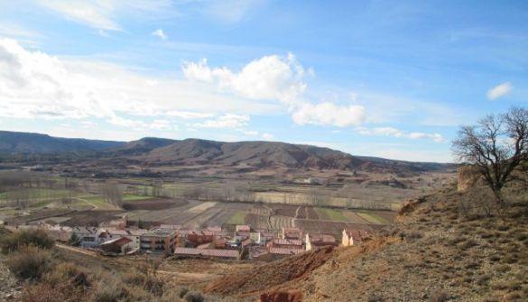 Finca rústica en Teruel de 1 habitaciones