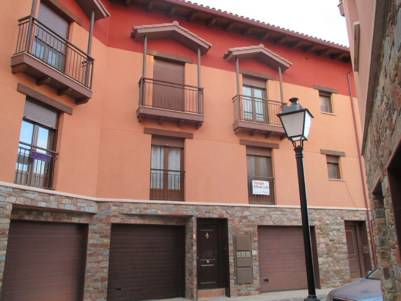 Casa adosada en Teruel, San Blas, venta