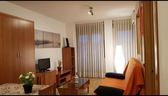 Dúplex en Teruel de 2 habitaciones