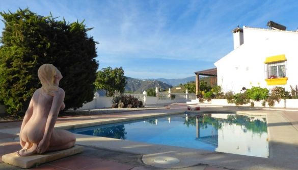 Country House in Torrox, for sale