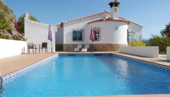 Country House in Algarrobo, Algarrobo, for sale