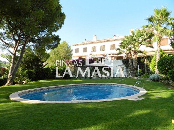 Casa adosada en Sant Pere de Ribes, VALLPINEDA, venta
