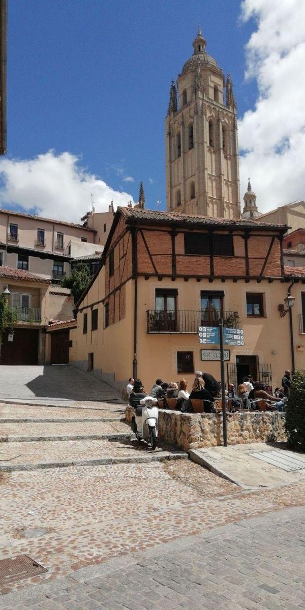 Piso en Segovia, Casco Antiguo, venta