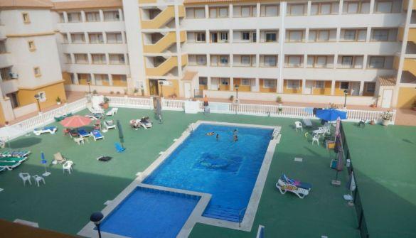Atico en Cartagena de 2 habitaciones