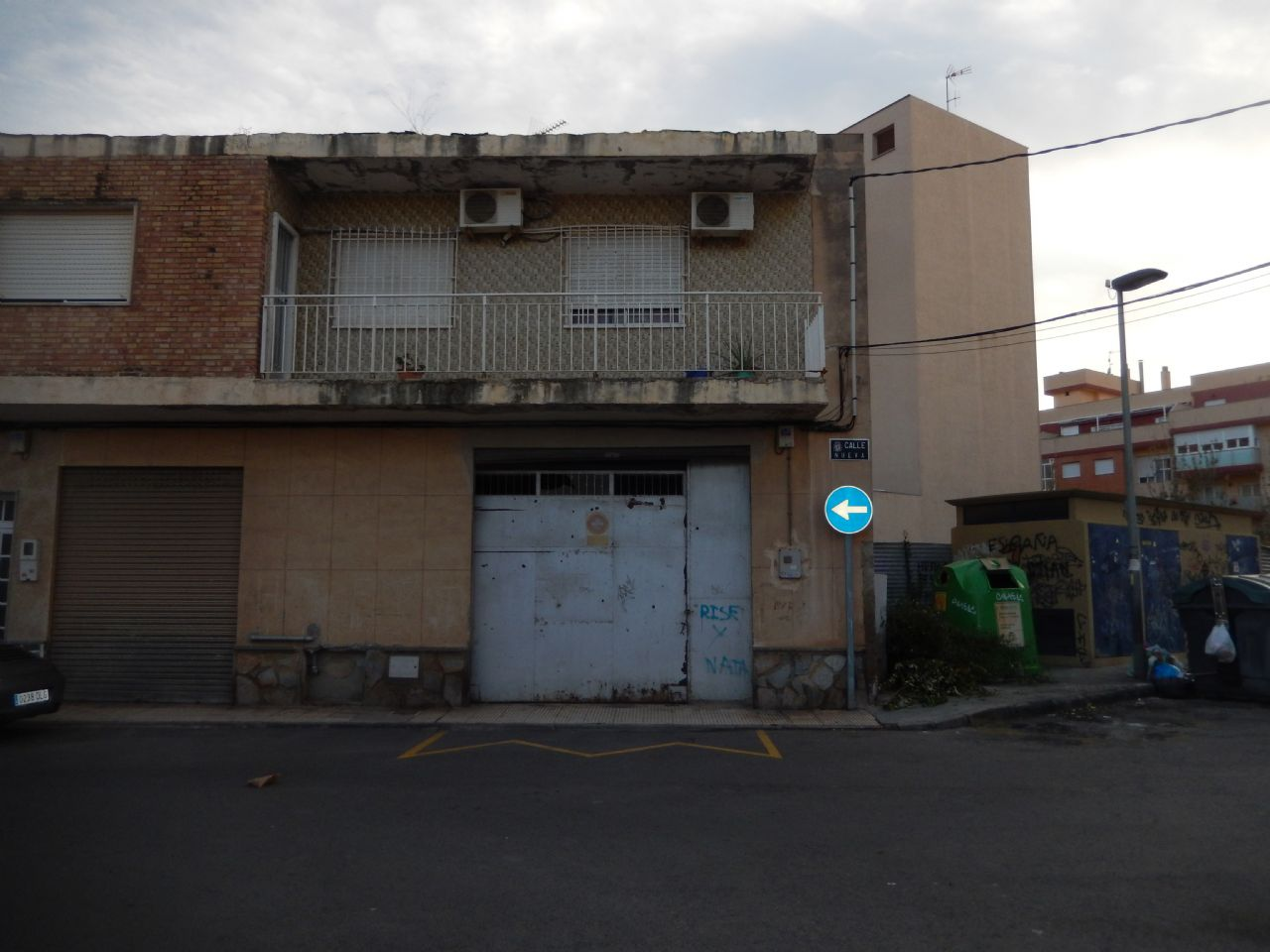 Locaux à Cartagena, Los Barreros, location