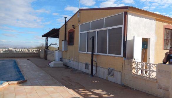 Casa de campo en Fuente Álamo De Murcia de 3 habitaciones