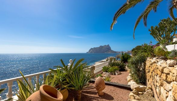 Villa in Benissa, Les Bassetes, for sale