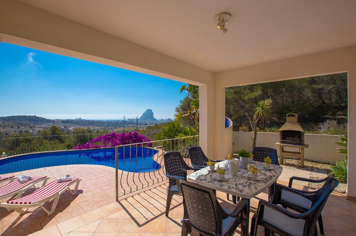Villa in Calpe / Calp, Corralets, for sale
