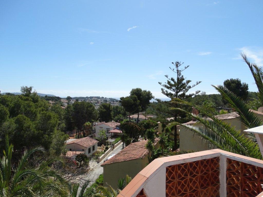 Villa i Benissa, Buenavista, salg