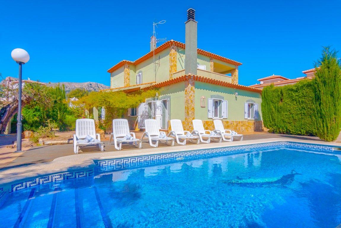 Villa in Calpe / Calp