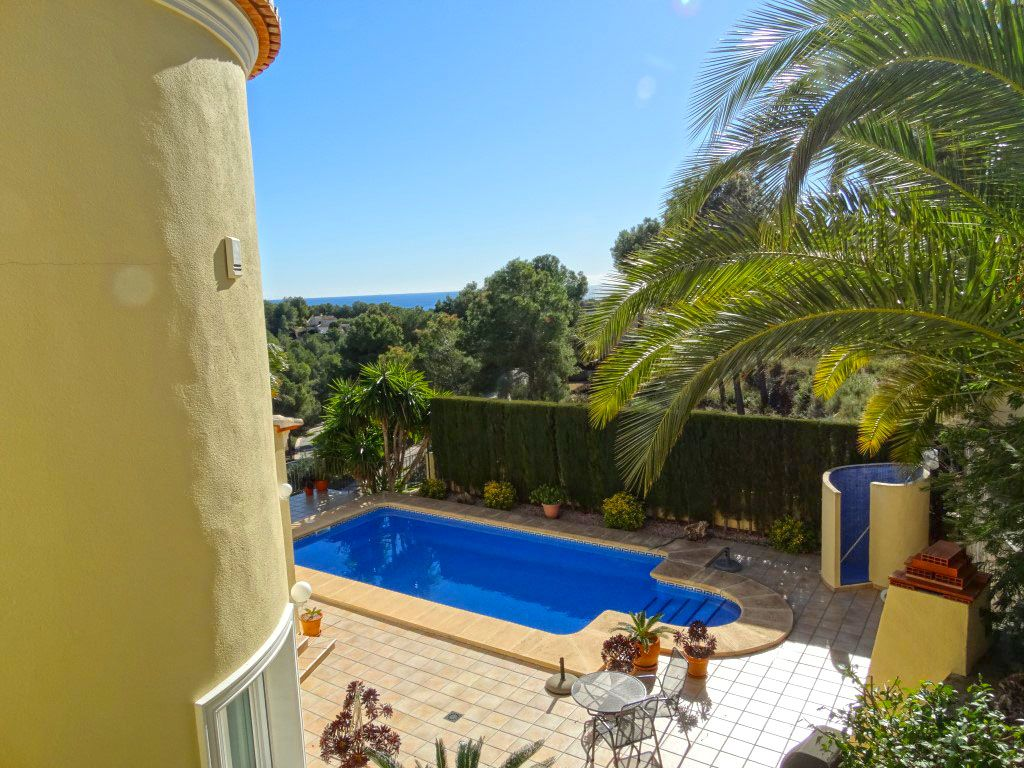 Villa in Benissa, Fustera / Magraner, for sale