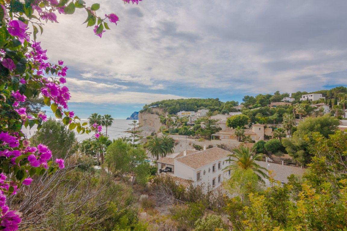 Villa in Benissa, Cala Advocat, for sale