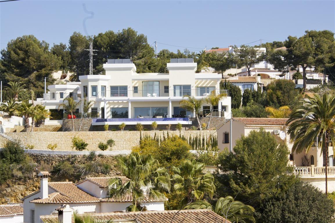 Villa in Benissa, La Fustera, for sale