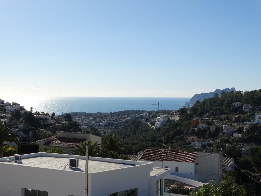 Villa i Benissa, Montemar, till salu