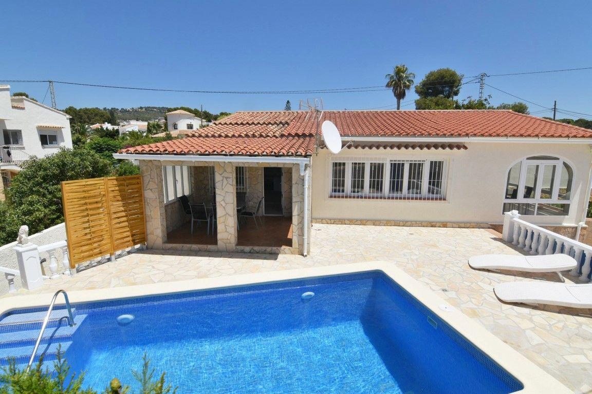 Casa / Chalet en Calpe / Calp, Carrio/Bassetes/Pinarmar, venta