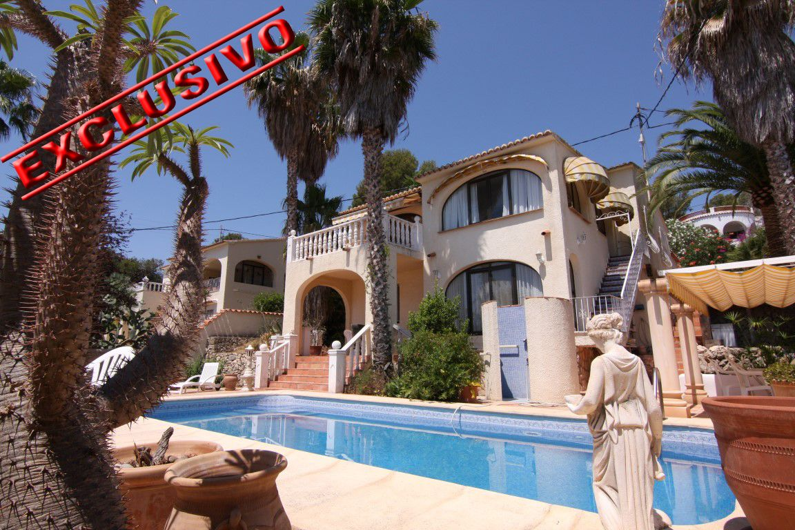 Villa in Benissa, Buenavista, for sale