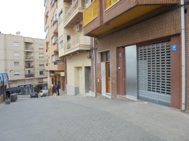 Local comercial en Callosa d'en Sarrià, Plaza del Convento, alquiler
