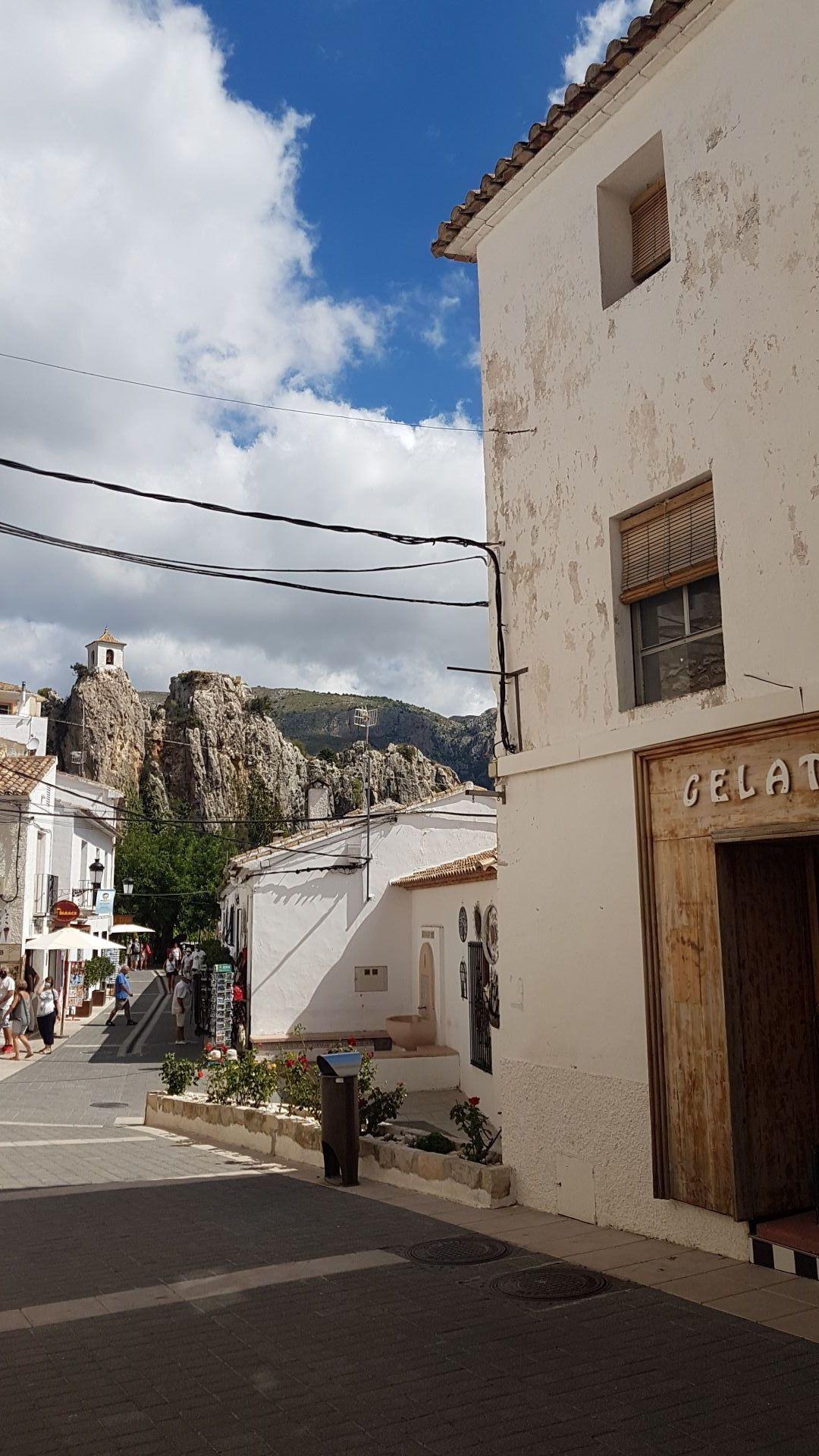 Casa de pueblo en Guadalest, venta
