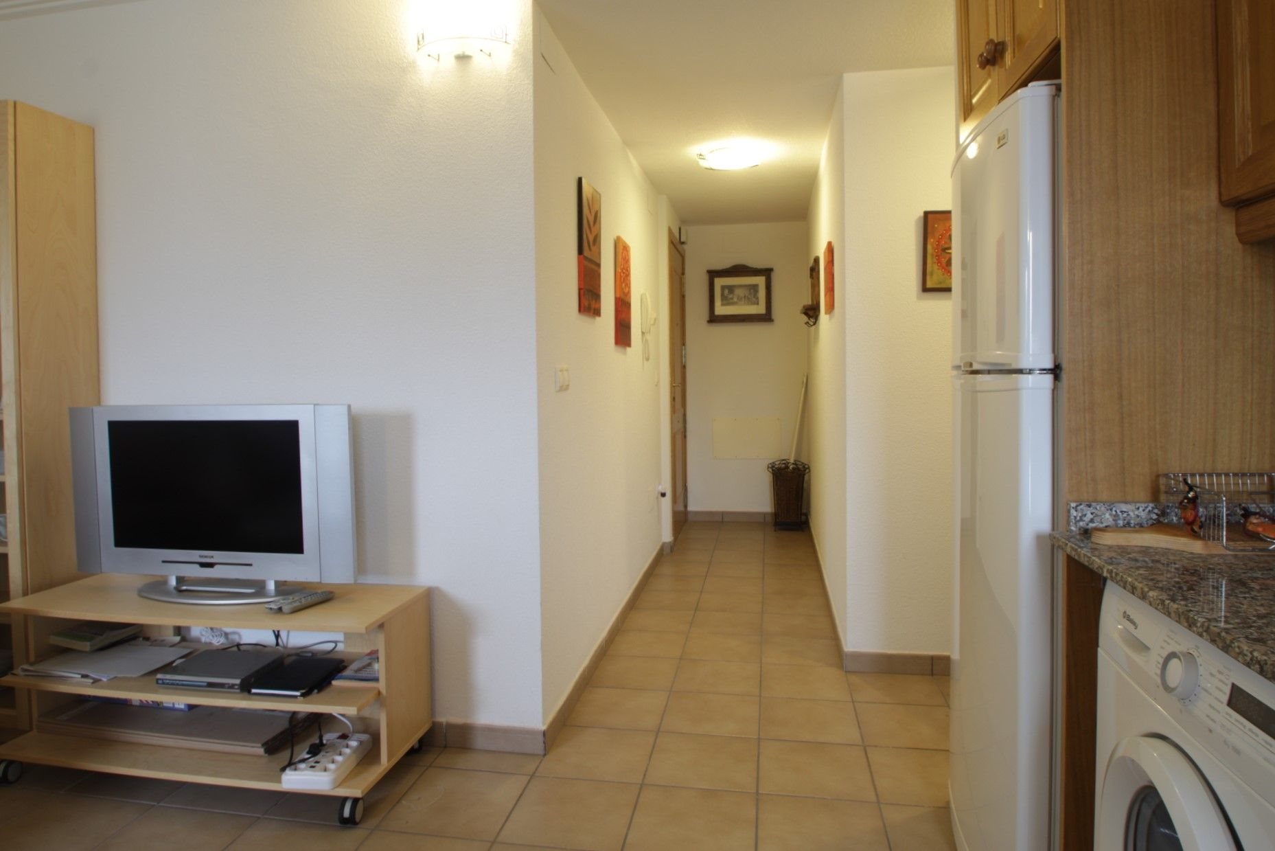 Flat in Benimantell, for sale