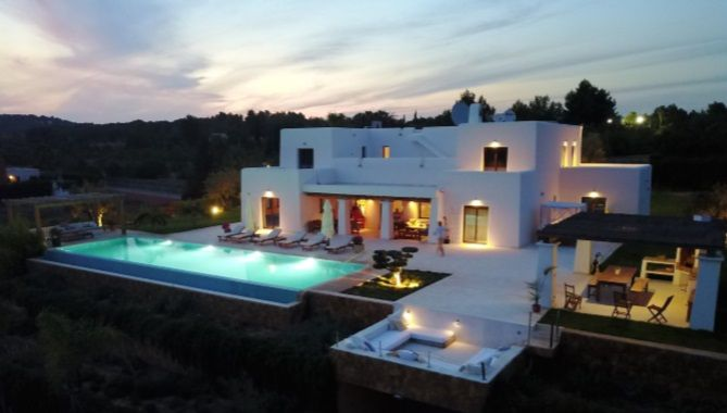 Villetta in Ibiza, vendita