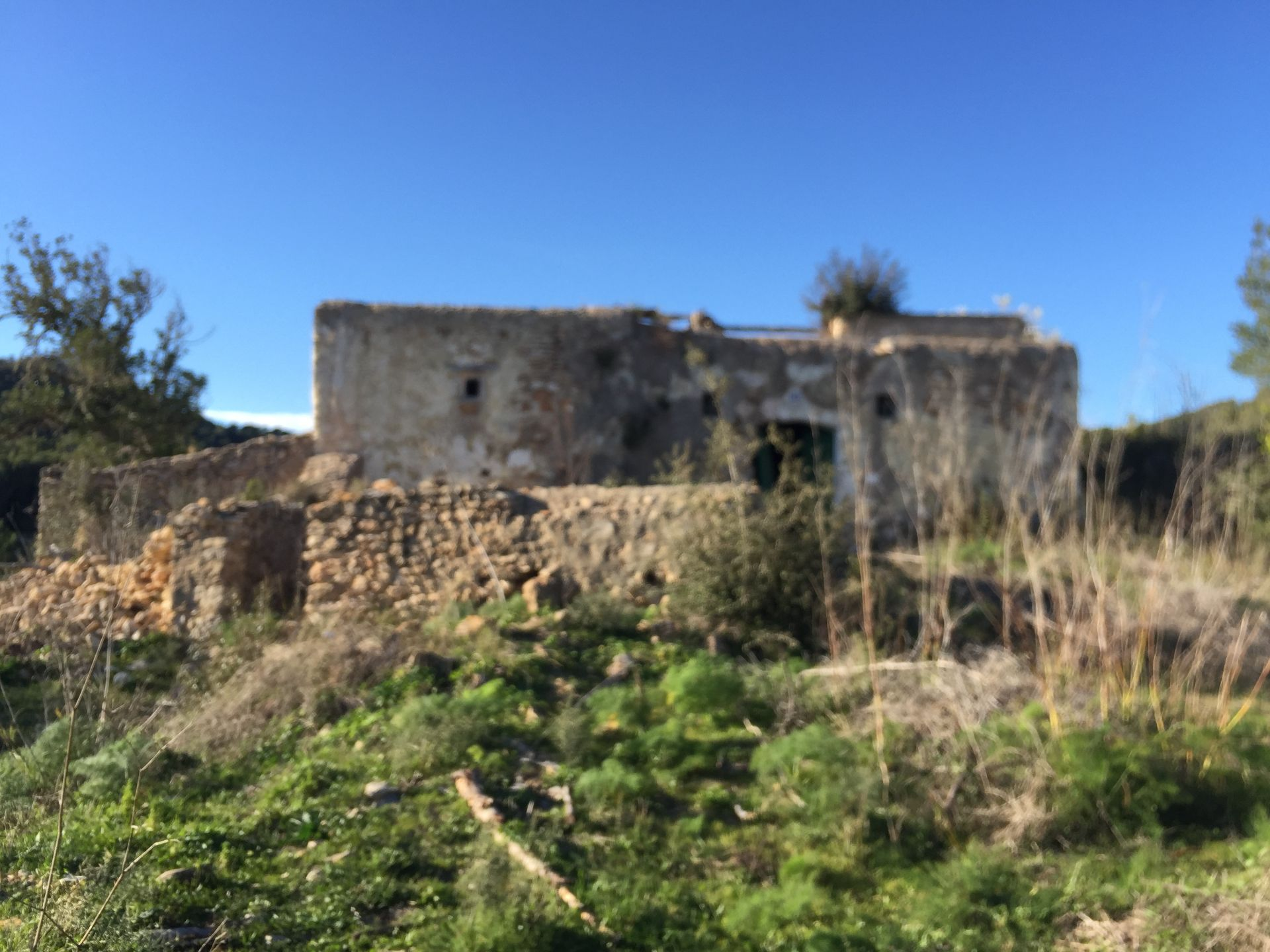 Town House in Ibiza, San Mateo, for sale
