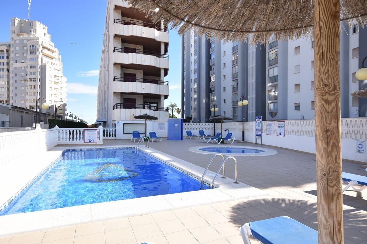 Апартамент в Calpe / Calp, Playa Levante, продажа