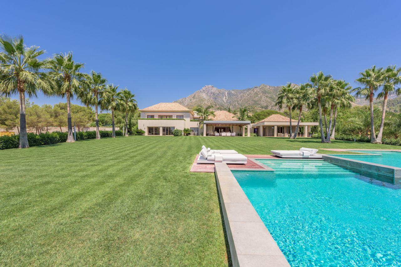 Luxury Villa in Marbella, Sierra Blanca, for sale