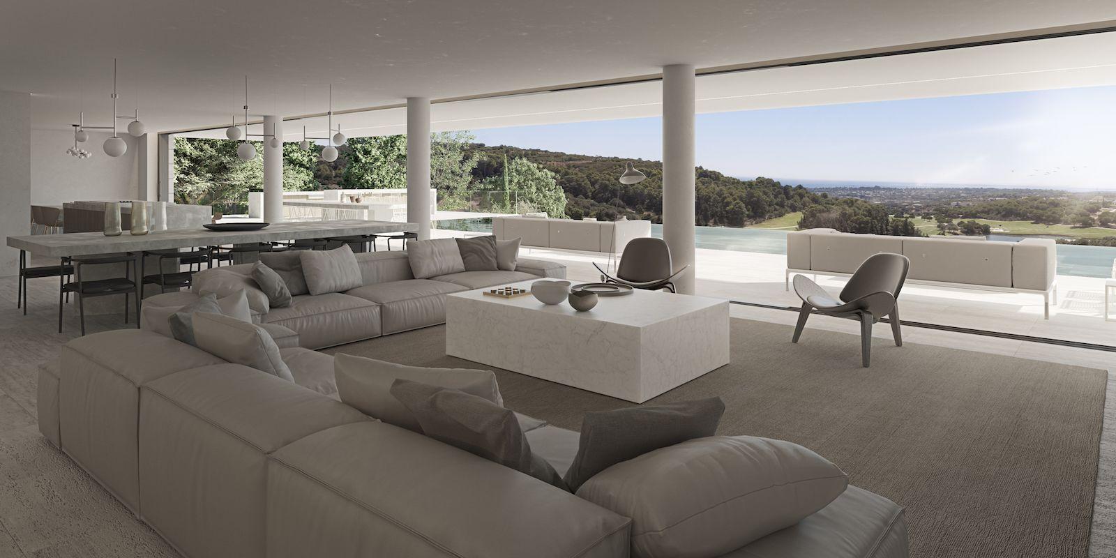 Villa en venta en San Roque zona Sotogrande