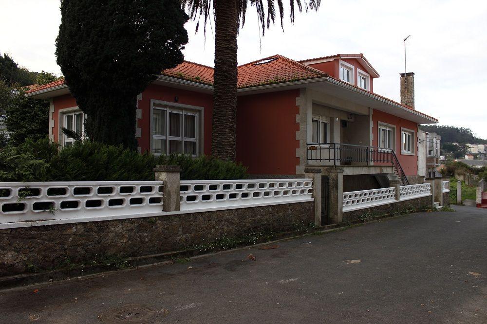 Casa / Chalet en Corcubión, centro, alquiler
