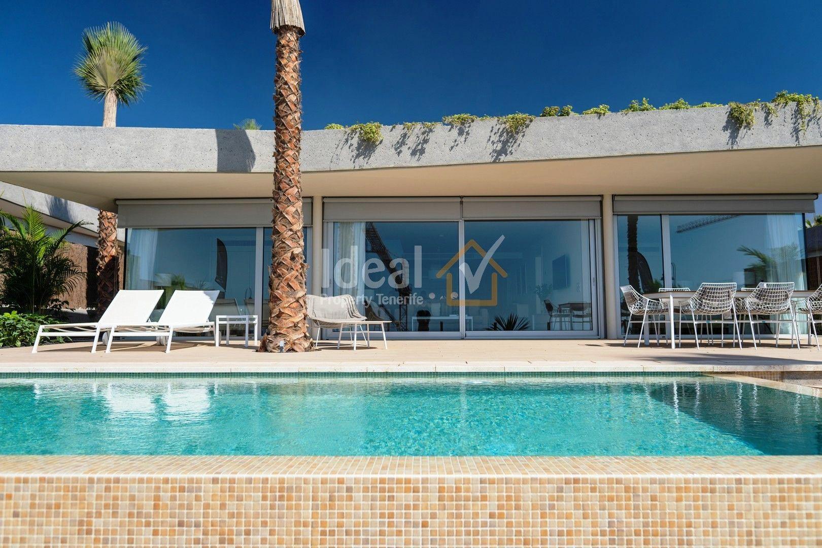 Luxury Villa in Abama, Villas del Tenis, for sale