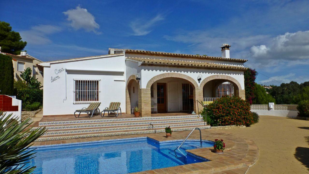 Casa / Chalet en Benissa, Baladrar, venta