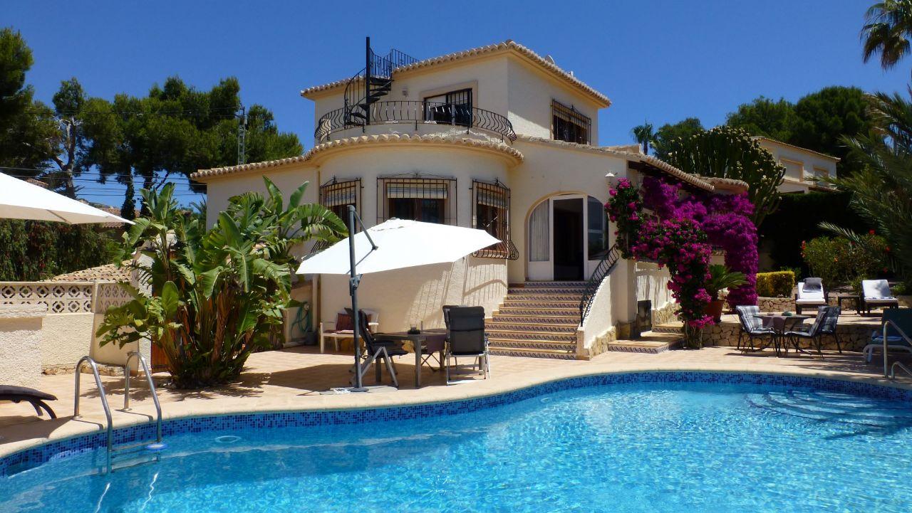 Casa / Chalet en Moraira, Costera del Mar, venta