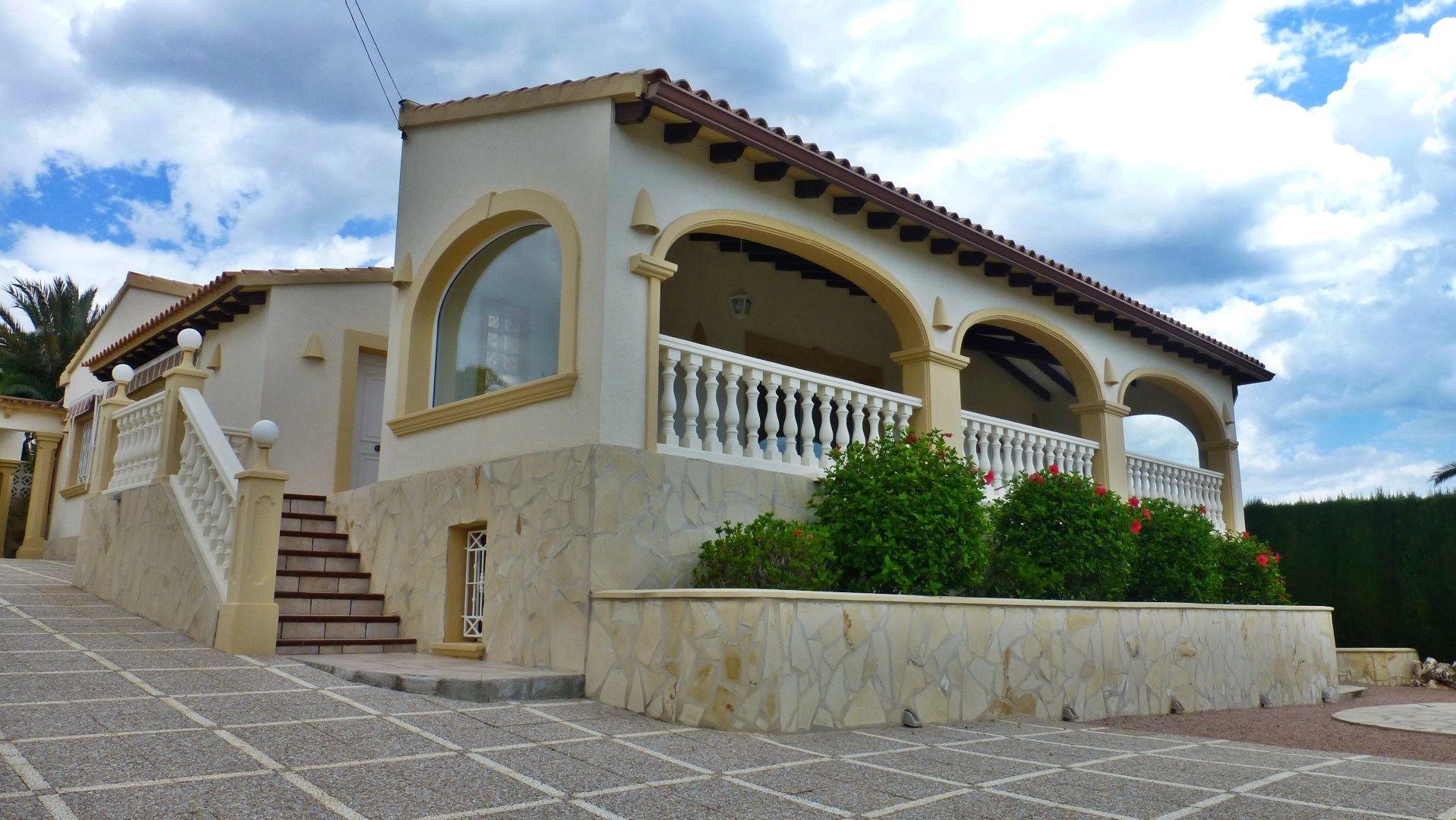 Casa / Chalet en Moraira, La Sabatera, venta