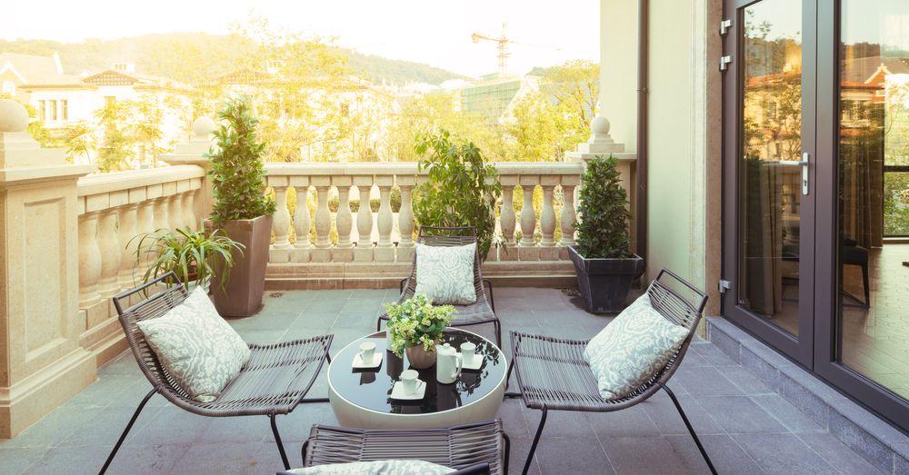 5 consejos para la decoración de terrazas