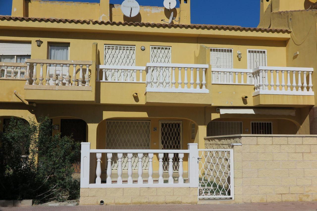 Town House in El Campello, El Poblet, for sale