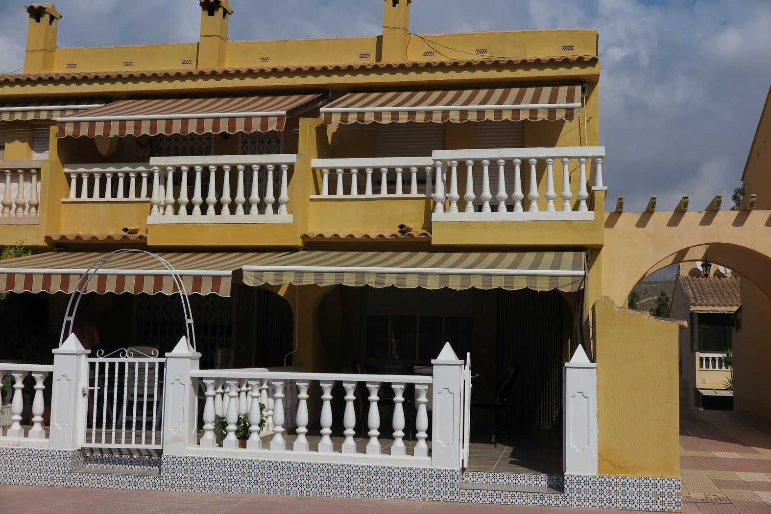 Terraced House in El Campello, El Poblet, for sale