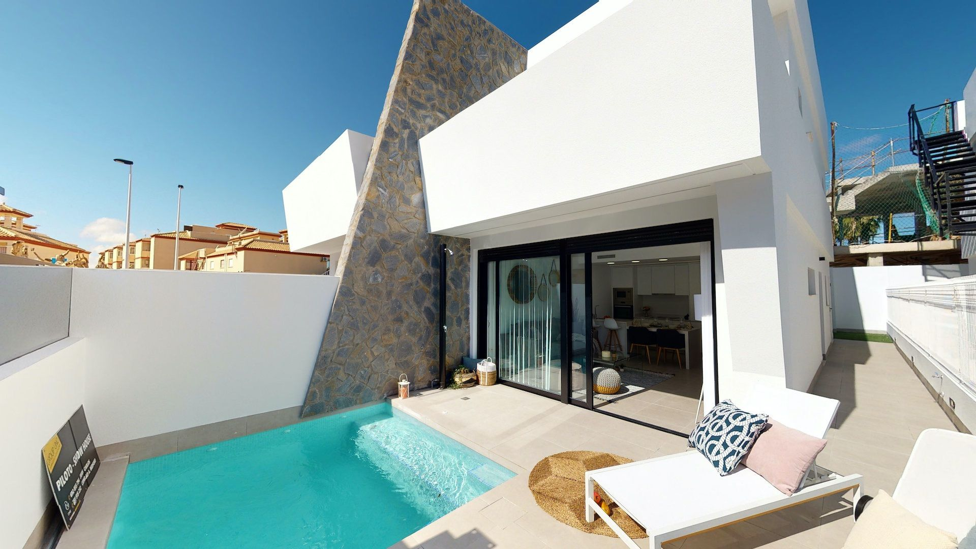 Villa en venta en San Pedro del Pinatar