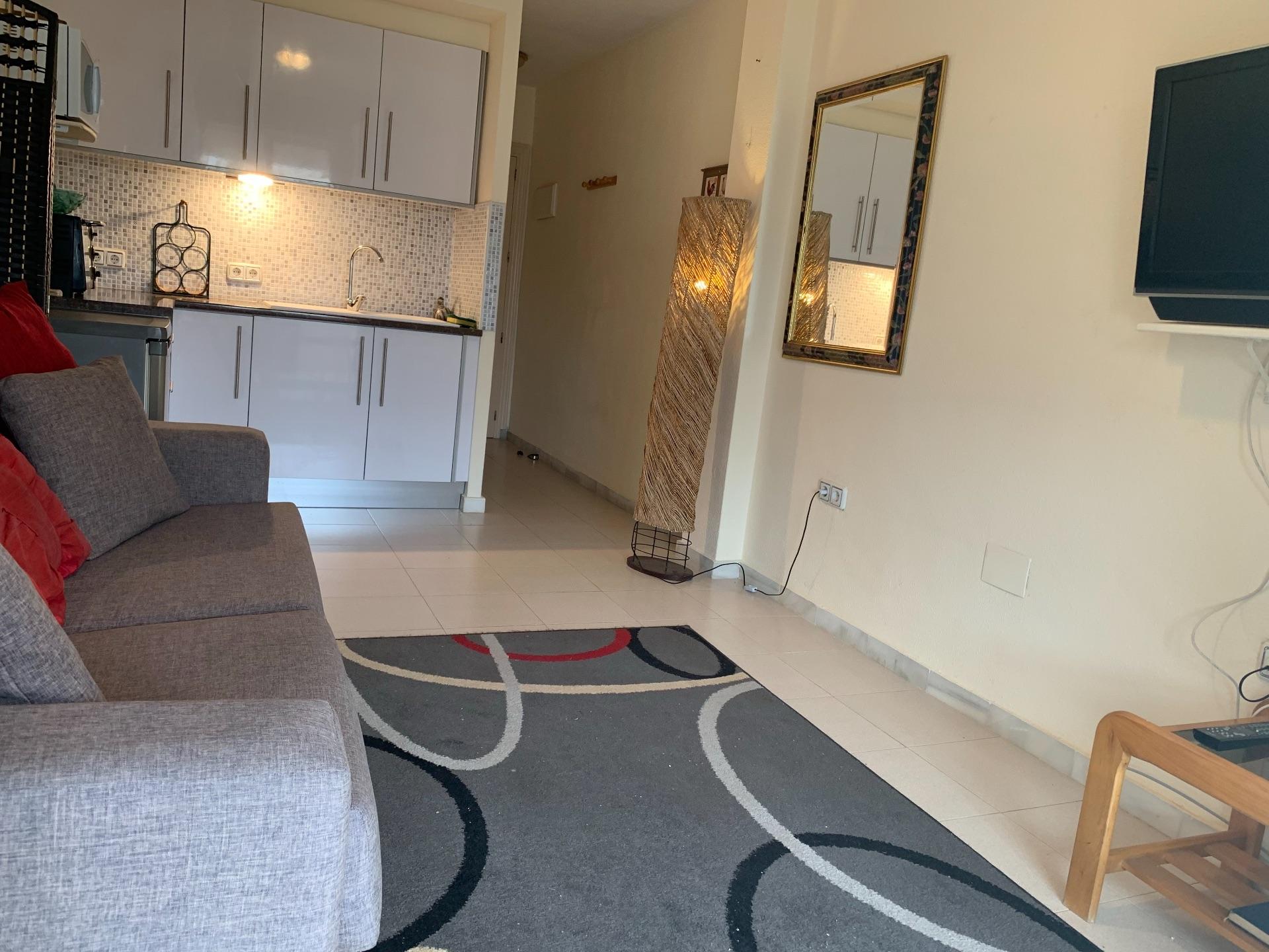 Enrums lägenhet i Mil Palmeras, till salu