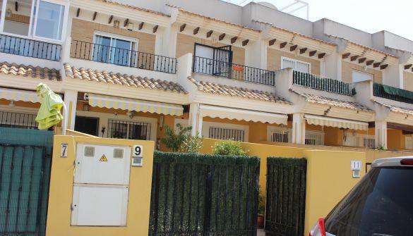 Casa de pueblo en San Javier de 2 habitaciones