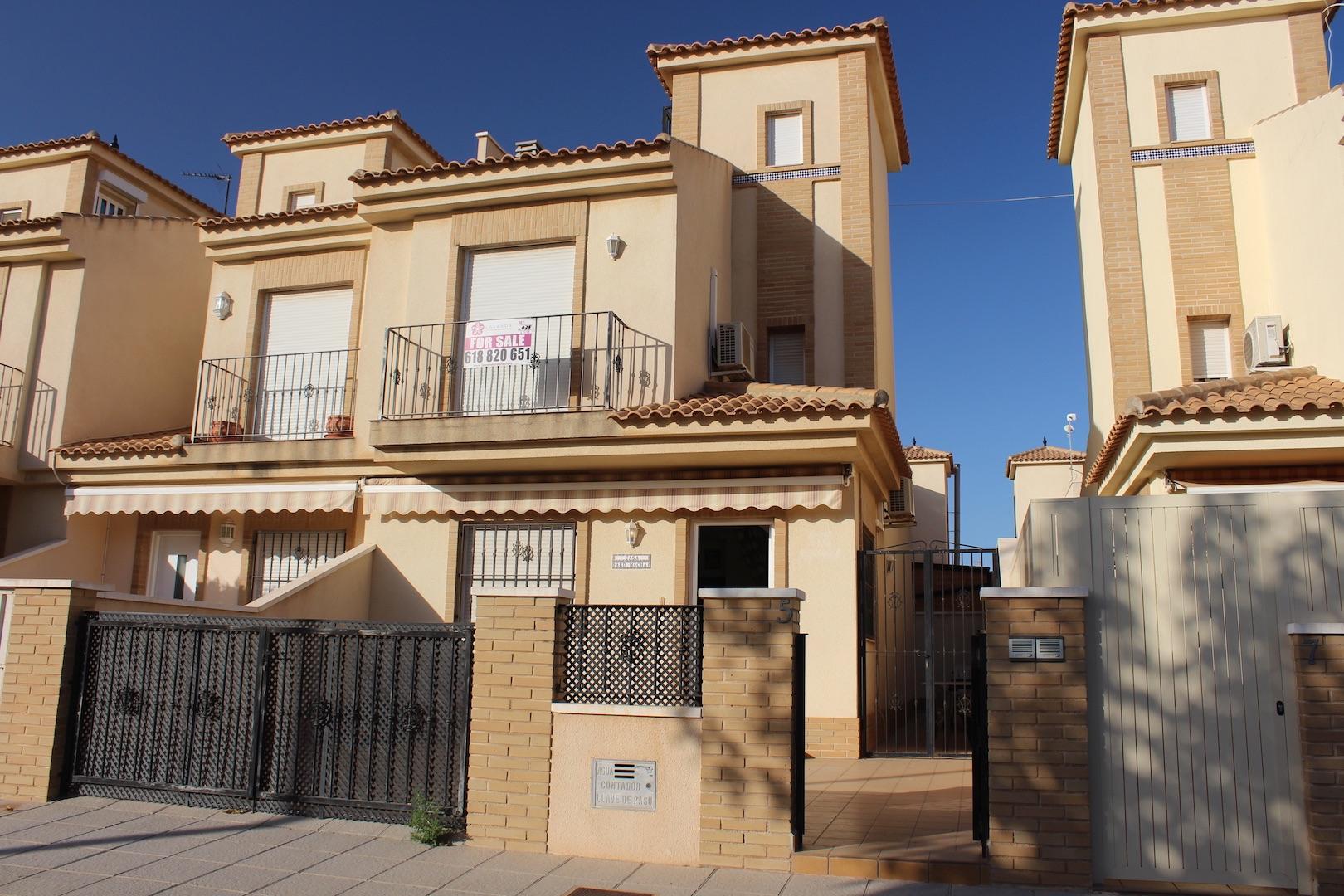 Dorpshuizen in Pilar de la Horadada, te koop