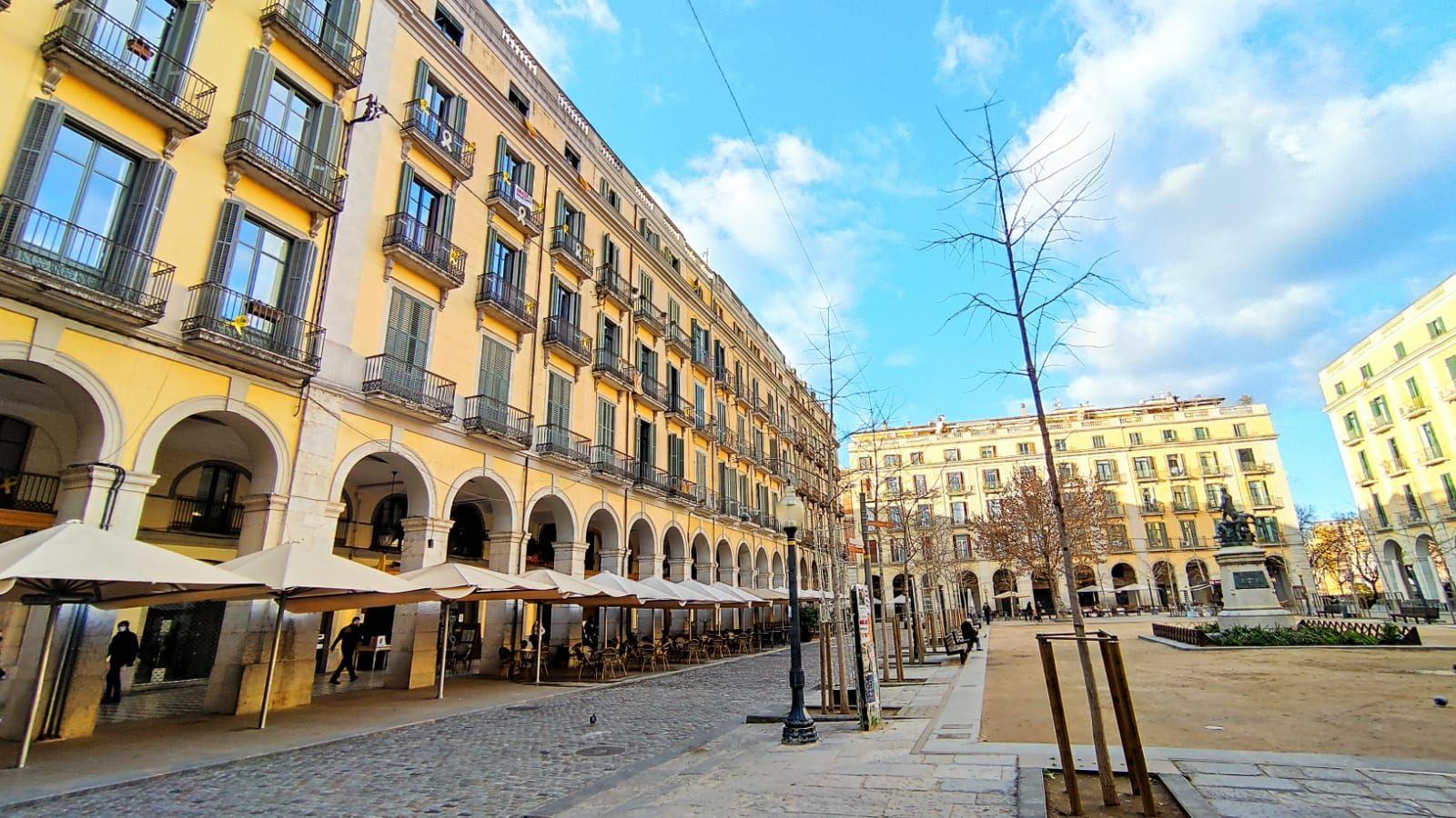 Dúplex a Girona, Girona centre, en venda