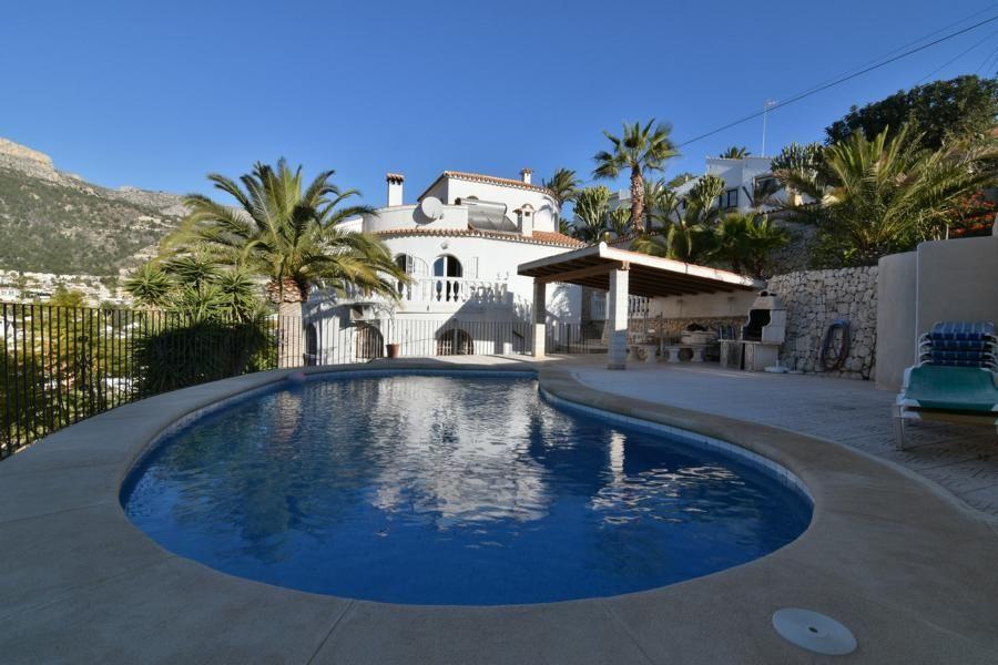 Villa in Calpe / Calp, El Tosal, for sale