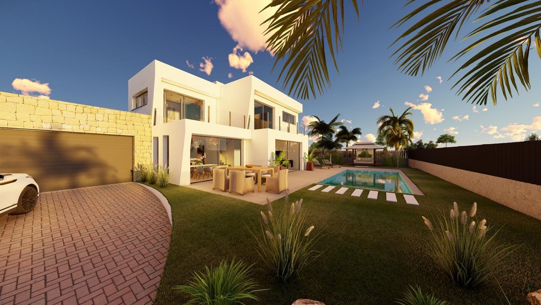 Villa in Calpe / Calp, Partida Buenavista, for sale