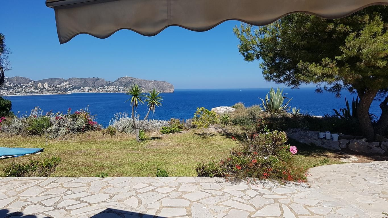 Luxury Villa in Moraira, Cap Blanc, for sale
