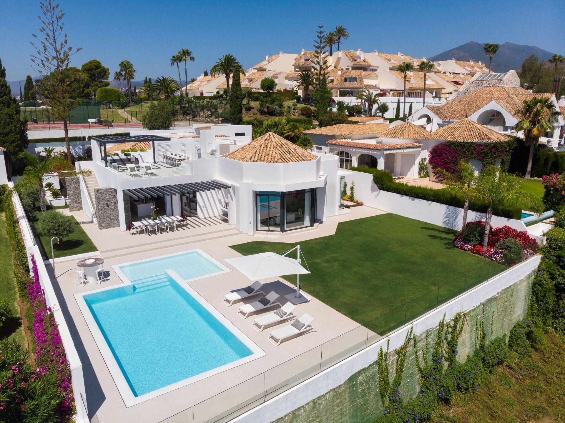 Villa de Lujo en Marbella, Nueva Andalucia, venta