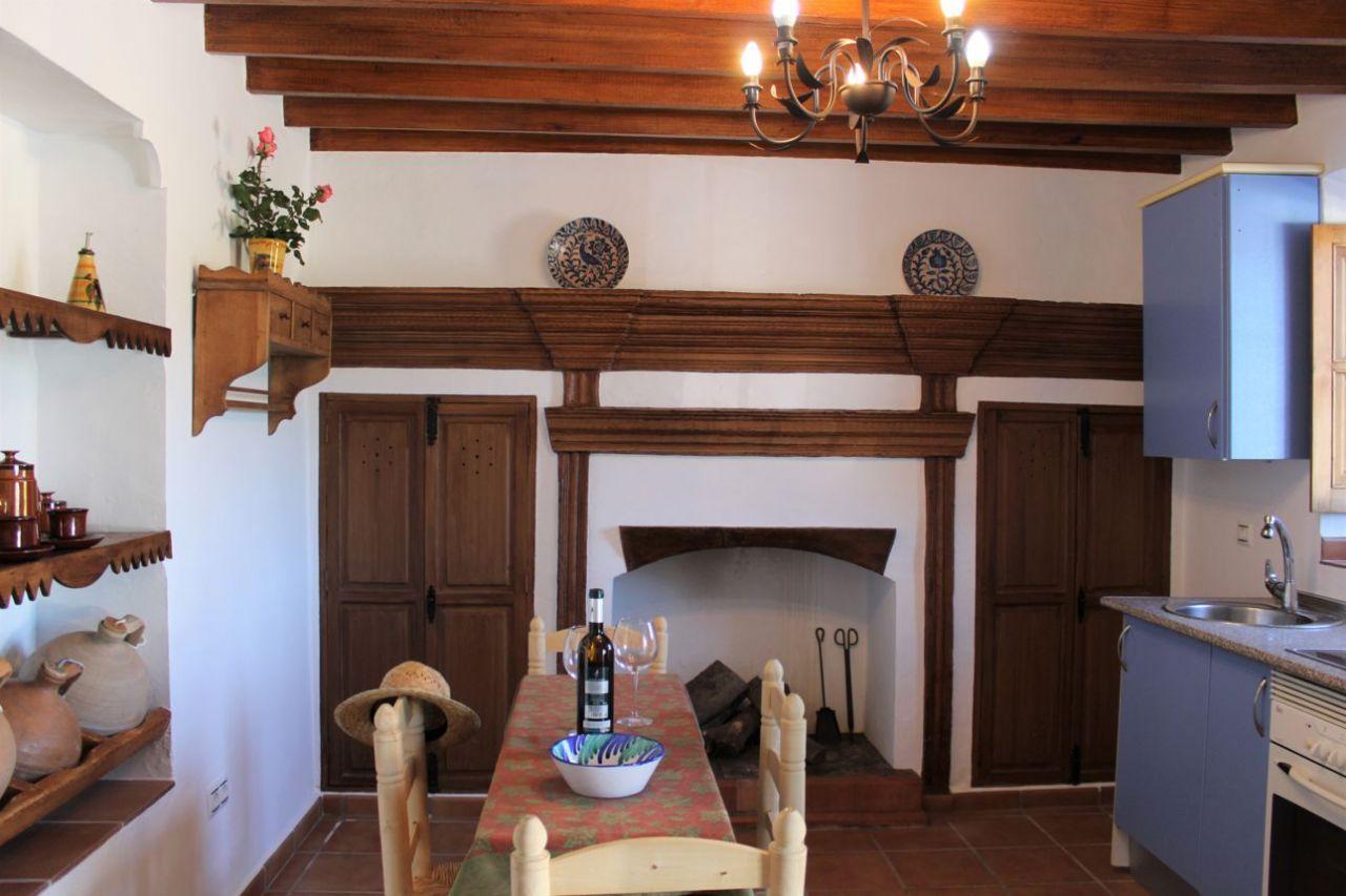 Casa de campo en Comares, Axarquía, venta