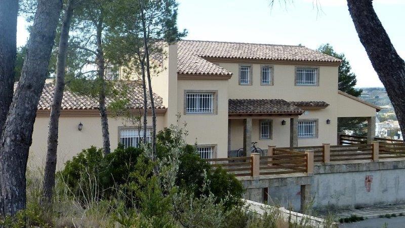 Villa in Altea, Altea La Vieja, for sale