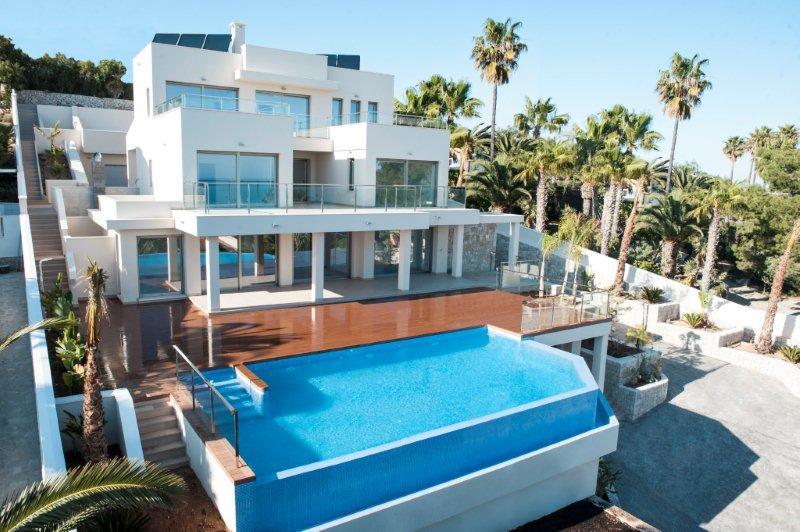 Villa in Moraira, san jaime, for sale