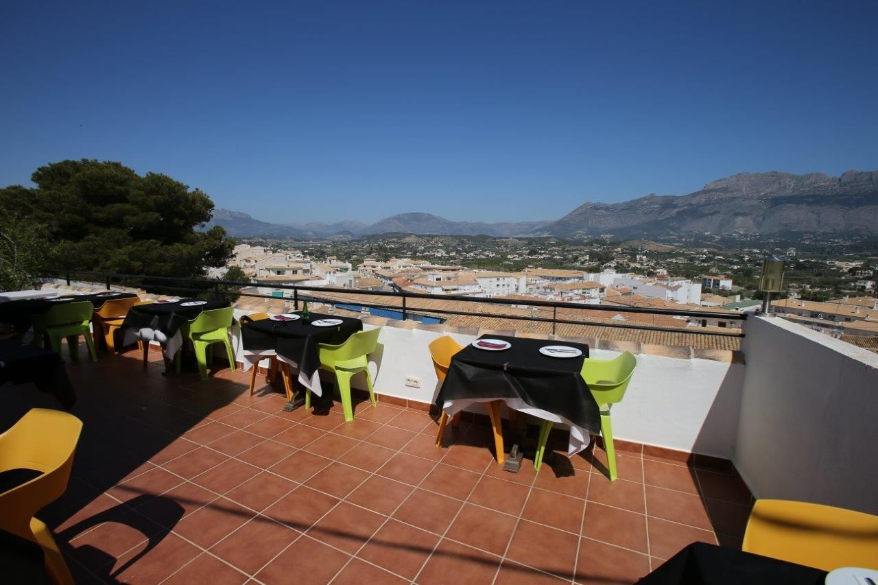 Commercial property in Altea, for sale